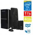 CPU Intel i3-3240, 4GB, HD 1TB