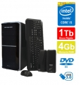 CPU Intel i5-4460, 4GB, HD 1TB