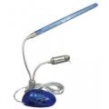 L�mpara & Ventilador de escritorio USB