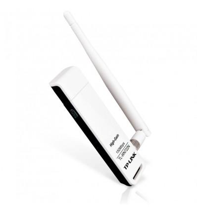 Adaptador USB inalambrico TP-link TL-wn821n