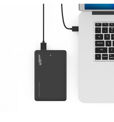 Adapdor Sentey Enclousure Hdd Usb 3.0 Notebook Pc Neo