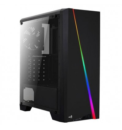 Gabinete Gamer Mid Tower Aerocool Ds-230