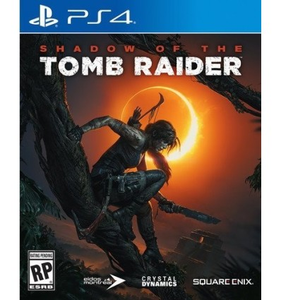 Juego Shadow of the Tomb Raider PS4 SQUARE ENIX Ps4 Físico