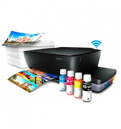 Impresora Hp 415 Sist Continuo Aio Printer Wifi Z4b53a