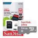 Memoria micro SD Toshiba 64GB
