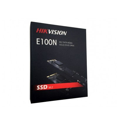 HikVision E100N SSD 256GB M.2 SATA 6GB/s Solid State Drive