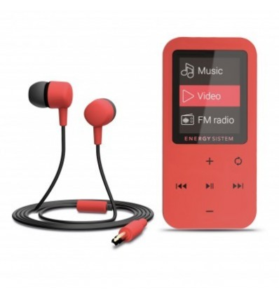 MP4 Energy Touch Bluetooth 8GB