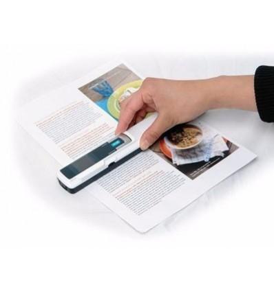 Escaner Portatil Daza Bateria Recargable 900dpi Color/bn Ocr