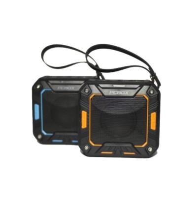 Parlante portátil PCBox Ackson | 5W | Bluetooth | Resistente al clima y los golpes