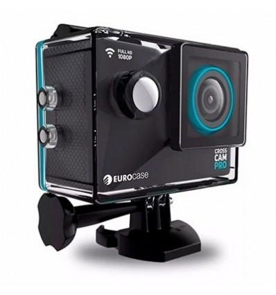 Cámara Eurocase Crosscam Pro Eucs-1023 Sumergible 30m