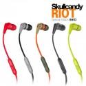 Auricular SkullCandy con /Mic Riot