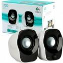 Parlantes Logitech Z120 Speakers Usb + 3.5mm 2.0 1.2w