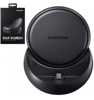 Dex Station Samsung S8 S8+ Ee-mg950 Hdmi Usb Red Soporte