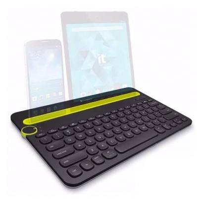 Teclado Bluetooth Logitech K480 Ipad Tablet Smartphone