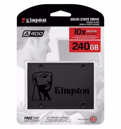 Disco Solido Kingston Ssd 120gb A400