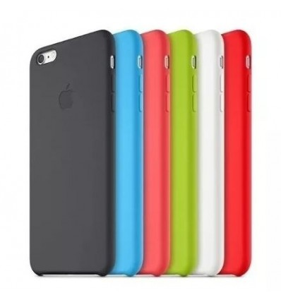 Fundas Original Silicone Case Apple Iphone 7 7 Plus