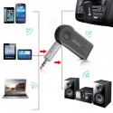 Adaptador Bluetooth receptor + audio de 3,5mm.