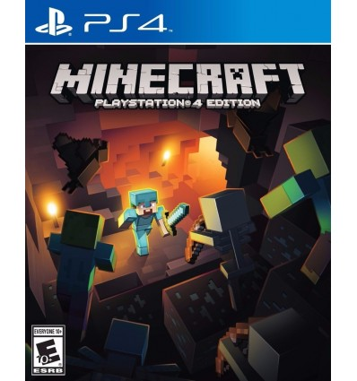 Minecraft Playstation 4 Edition Ps4 - Fisico