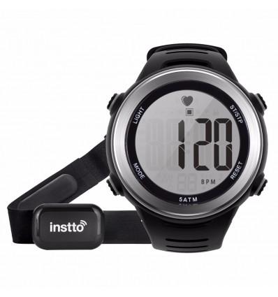 Crossfit Reloj Monitor Frecuencia Cardíaca Instto C/banda