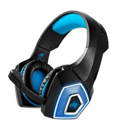 uriculares Gaming Micrófono 7.1 Azul Ps4 Xbox Led Envio