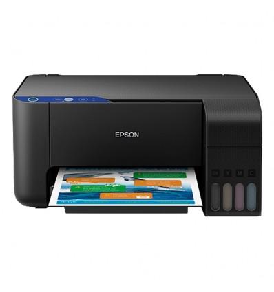 Impresora Multifuncion Epson L395 Sistema Continuo Ecotank