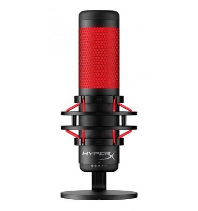 Microfono Condensador Gamer Hyperx Quadcast Pc Ps4