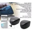 Parlante Bluetooth Recargable Daza Manos Libres 6w