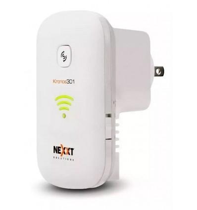 Repetidor Wifi Nexxt Kronos 301 Amplificador 300mbps 2.4ghz