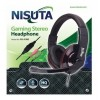 Auricular Gaming Vincha Con Micrófono Nisuta