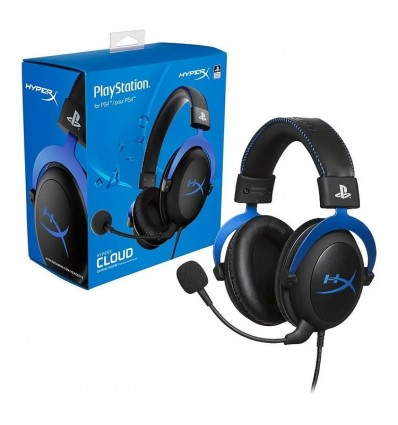 Auriculares Headset Gamer Hyperx Cloud Sony Ps4