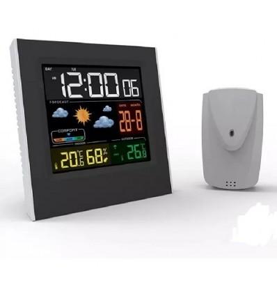 Estacion Meteorologica Sensor Pantalla Clima Medicion Tiempo