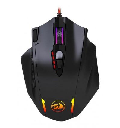 Mouse Gamer Redragon Impact 12400 Dpi Rgb