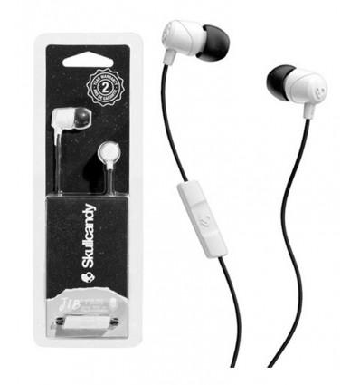 Auriculares Skullcandy Jib In Ear Manos Libres White / Black