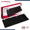 Teclado Mecánico Hyperx Alloy Fps Pro Cherry Mx Red Ingles