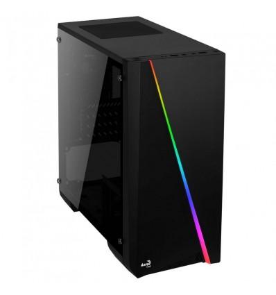 Gabinete Aerocool Cylon Mini RGB Black