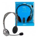 Auricular Logitech H111 Stereo c/ Microfono