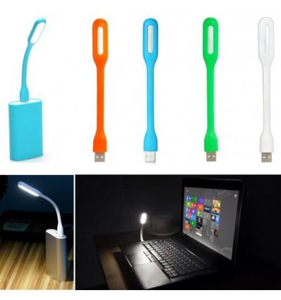 LUZ NISUTA USB FLEXILE DE LED NS-USBL2