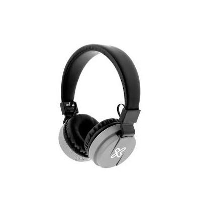 Auriculares Klip Xtreme Bluetooth Fury C/mic Azul