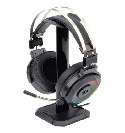 Auricular Gamer Redragon Lamia 2 H320rgb 7.1 Soporte Regalo