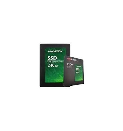 Disco sólido interno Hikvision C100 Series HS-SSD-C100/240Gb