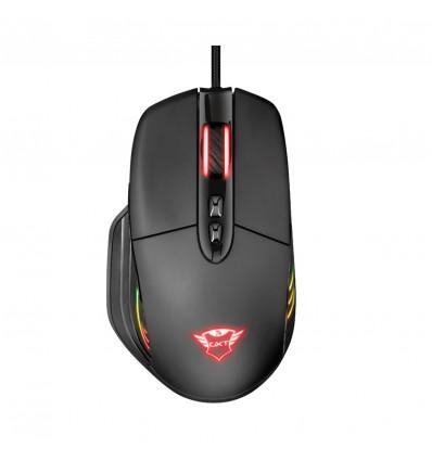 Mouse Gamer Trust Gxt 940 Xidon Rgb Sensor Óptico