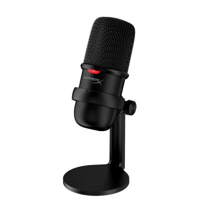 Microfono Usb Hyperx Solocast Streaming Gamer Pc Condensador