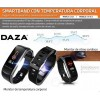 Smartband Reloj Inteligente Deportivo Cardio Daza