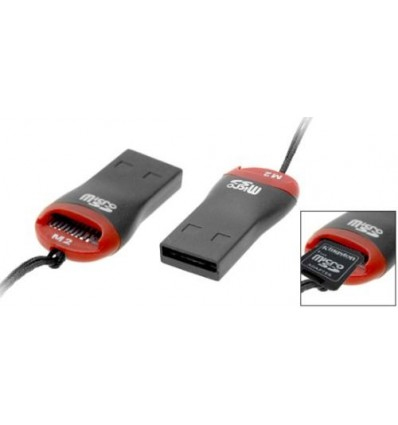 Lector de tarjetas MicroSD USB
